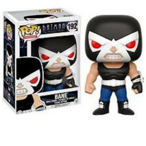 Heroes Batman Animated Series Bane Vinyl Figure